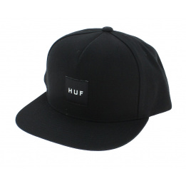 Snapback Box Black Cap - Huf