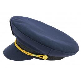 Comodore Cap Navy- Traclet