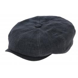 Casquette hatteras lin jean - Stetson