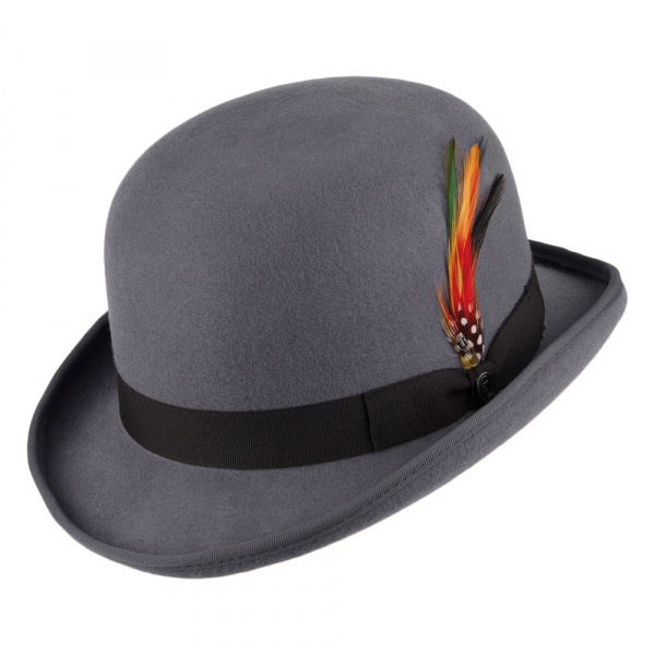 48d861fb661 par Jaxon Hats. Chapeau melon English Derby - Jaxon ...