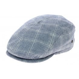 Flat Cap patchwork summer