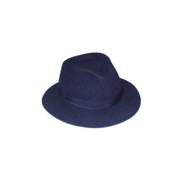 Chapeau Paris - Bord baissé