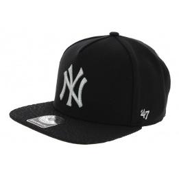 Snapback Cracked Flat Visor NY Yankees - 47 Brand