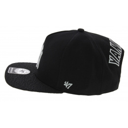 Snapback Flat Crackle Visor NY Yankees - 47 Brand