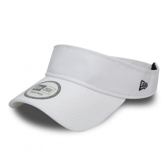 Visor Cap Diamond White- New Era