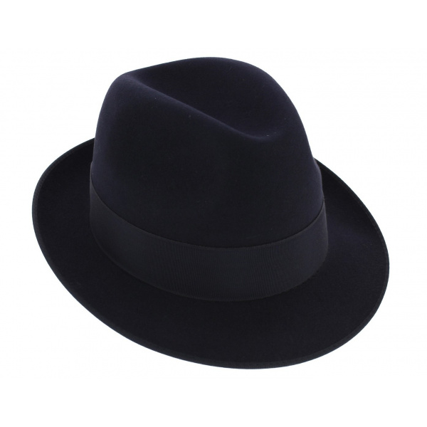 6487d686a Hat small edge style blues brothers