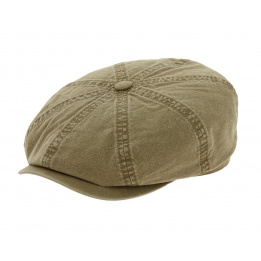 Hatteras Caps Organic Cotton Khahi- Stetson
