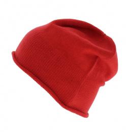 Bonnet de nuit - Rouge