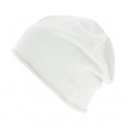 Bonnet de nuit - Blanc
