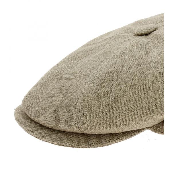 ARNOLD cap linen natural