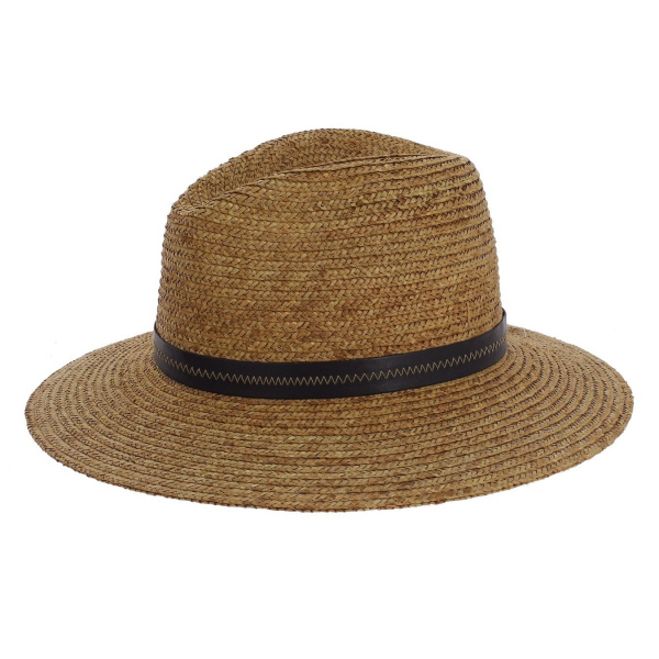 Chapeau traveller Camilla Laichow bronze - Rigon Headwear