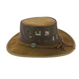 Chapeau Australien Foldaway Cooler Camel - Barmah