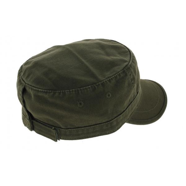 Warrior cap