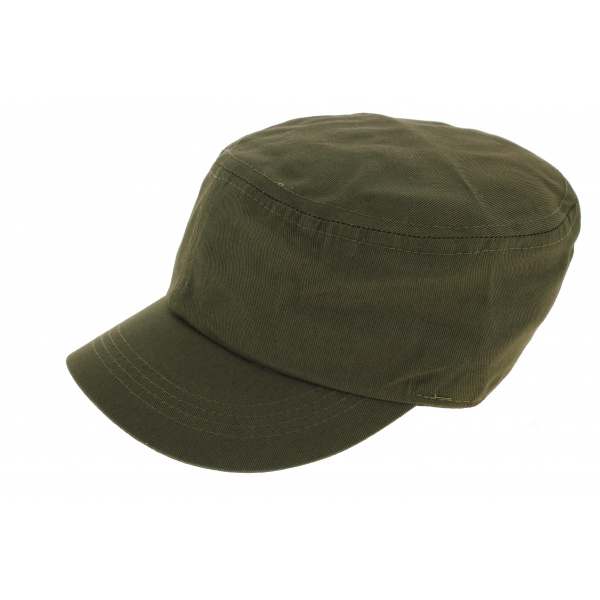 Casquette Army Kids Coton Olive - Result Headwear