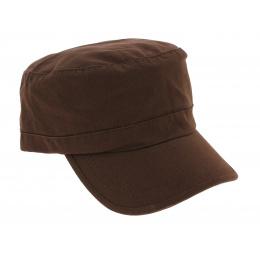 Casquette Army Coton Marron - Beechfield