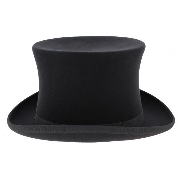 Chapeau Haut de Forme Feutre Laine Caban - Traclet