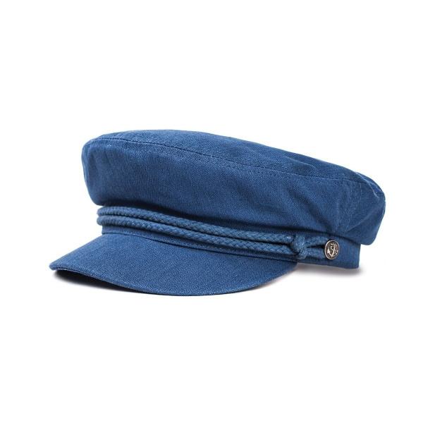 Casquette marin Fiddler Bleu - Brixton