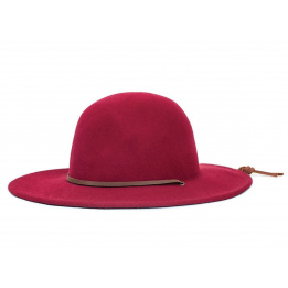 Chapeau Tiller Brixton - Rouge