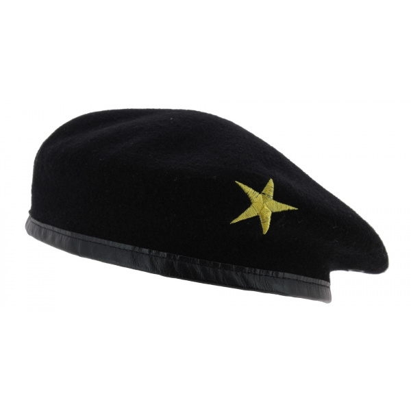 Beret Che Guevara yellow star