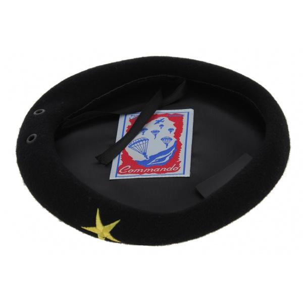 Beret Che Guevara étoile jaune