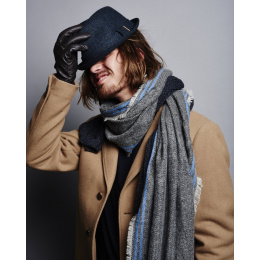 Chapeau Player Peter Laine Anthracite - Barts