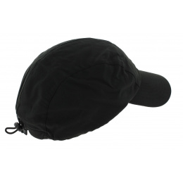 Baseball Cap Active Earmuffs Black - Barts