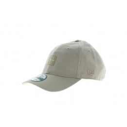 Cap 9 FORTY Crafted Tonal Patch-NEW ERA Beige Cap