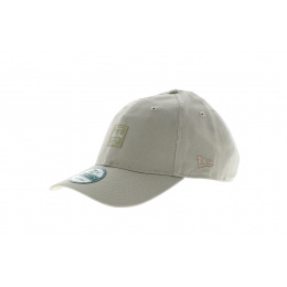 Casquette 9 FORTY Crafted Tonal Patch-NEW ERA Beige