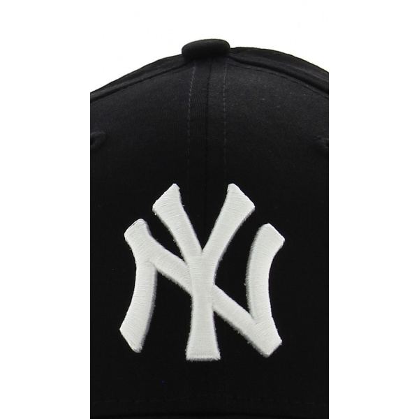 Casquette Baseball NY Yankees-New Era 39Thirty League Bas Noir