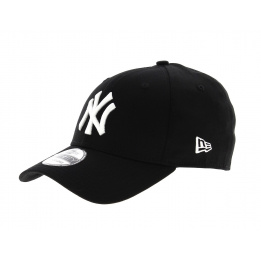 Casquette Baseball NY Yankees-New Era 39Thirty League Bas Noir