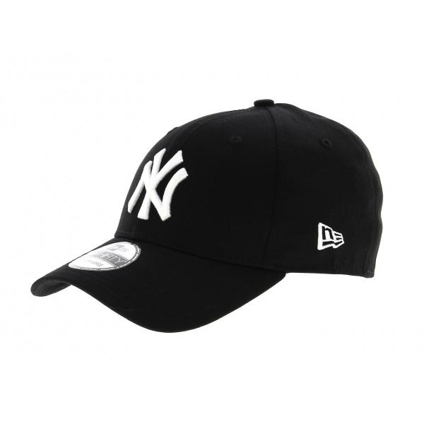 Baseball Cap NY Yankees-New Era 39Thirty League Bottom Black
