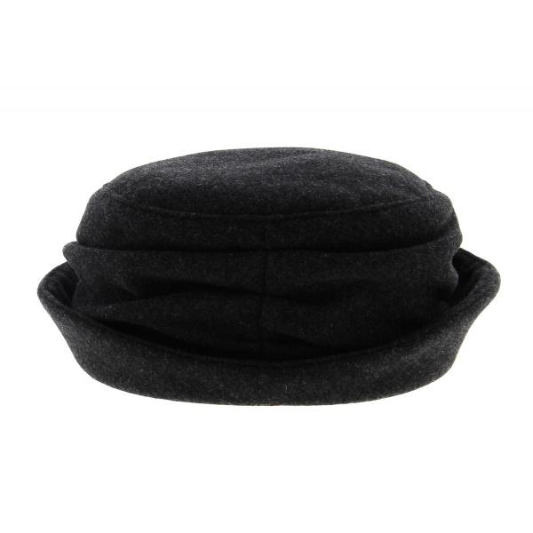 Chapeau Accordeon - Anthracite
