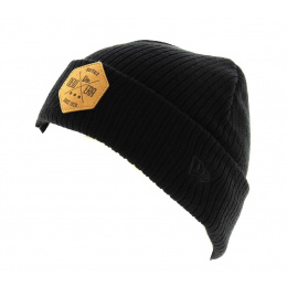 Bonnet Fisherman Hex Newer New Era Noir