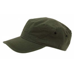 Casquette Army Urban hiver Olive - Traclet