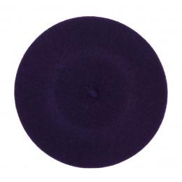 Beret violet
