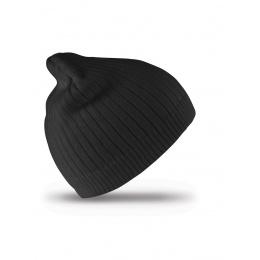Bonnet de nuit noir