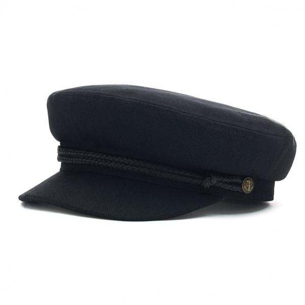 Casquette marin Fiddler Brixton noir