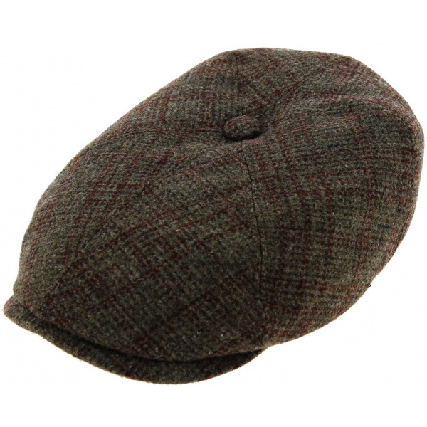 Casquette Brooklin Whitby Wool Stetson