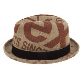 Beige Olé Jute Hat Player Hat - ReHats
