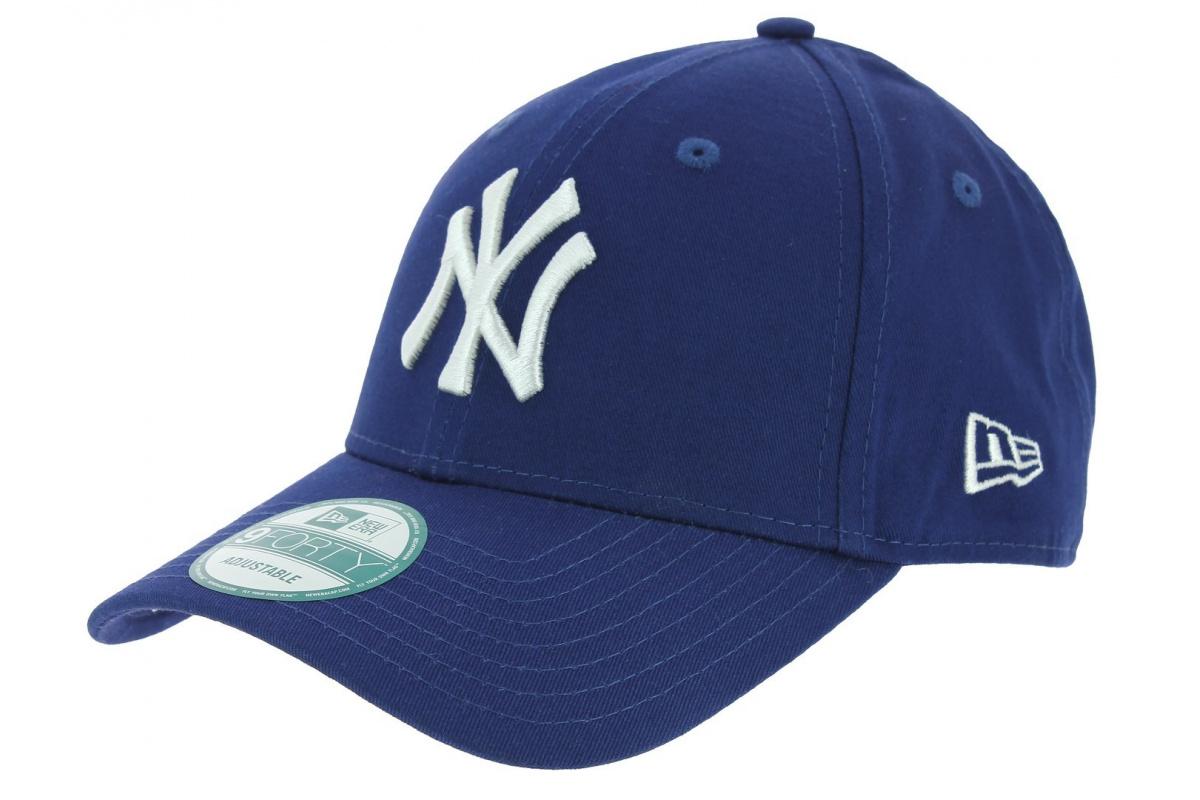 8c90bfee2b52 Casquette Baseball Snapback NY Yankees Marine - 47 Brand - Chapeau ...