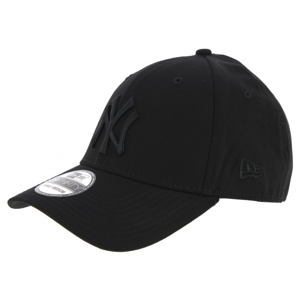 Casquette Baseball Fitted League Yankes of NY Noir - New Era