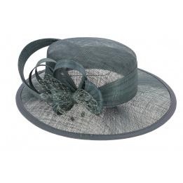 Chapeau de Cérémonie Sidonie - Traclet