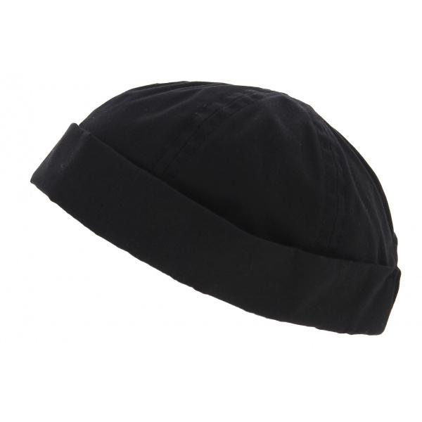 Rotterdam Docker Rotterdam Raincoat Black Cotton - Traclet