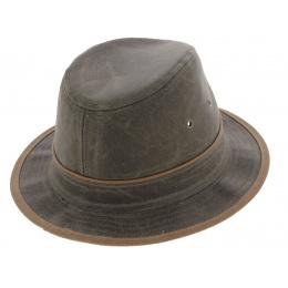 Chapeau de pluie Rain Marron -Traclet