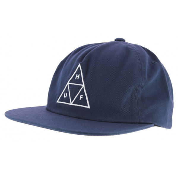 Casquette Strapback Elevated Noir - Official