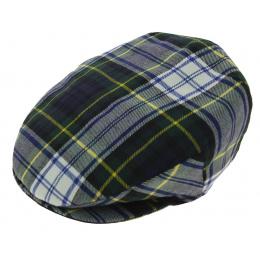 Casquette Plate Longford Style Irlandais Laine Vierge - Hanna Hats