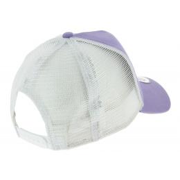 Trucker Pastel Snapback NY Yankees Purple Cap - New Era