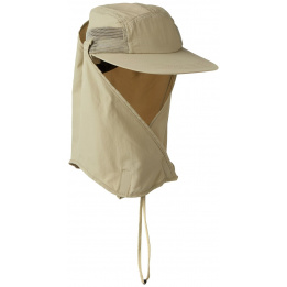 Casquette cache nuque The Trek olive