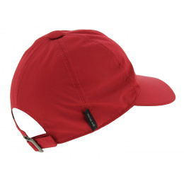 Casquette Baseball Strapback Run Gore Tex Rouge - Seeberger