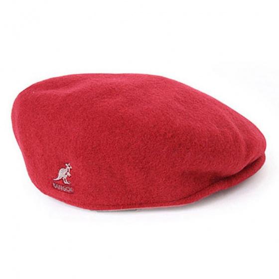 Wool 504 Crimson